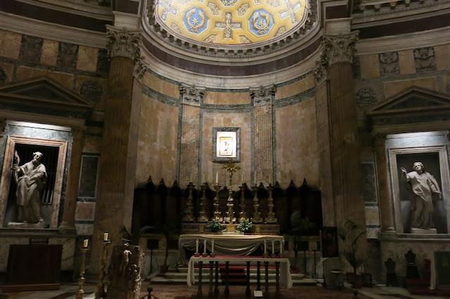 O que fazer no Panteão de Roma