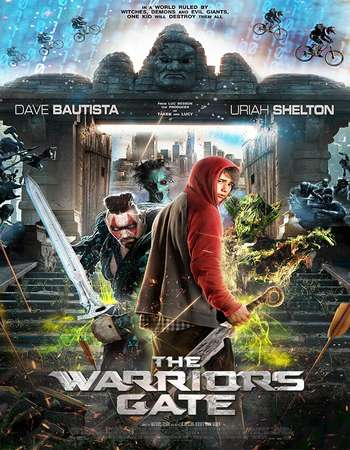 Enter The Warriors Gate 2016 Full English Movie BRRip Download