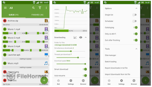 Internet Download Manager 2020 APK for Android