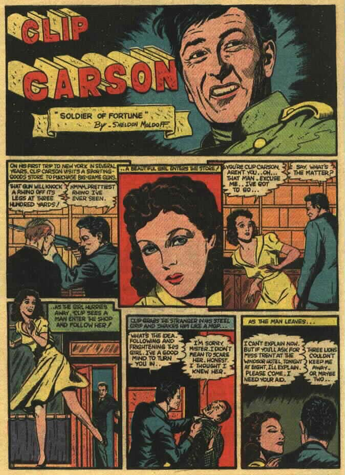 Read online Action Comics (1938) comic -  Issue #26 - 47