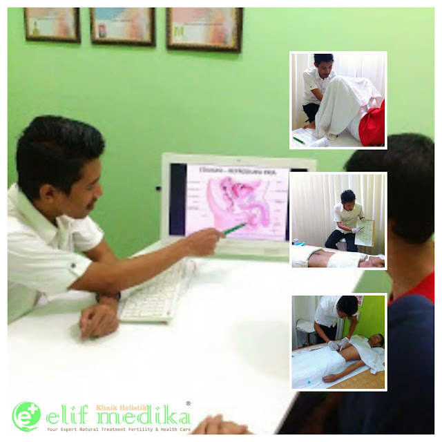 Konsultasi & Akupunktur untuk Asthenozoospermia di Klinik Holistik Elif Medika