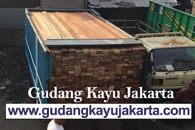 Jual Kayu Bangunan
