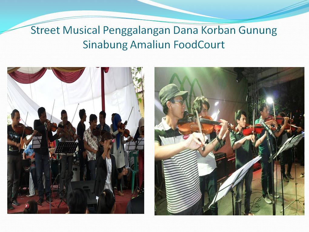 Komunitas Biola Seniman Medan KBSM