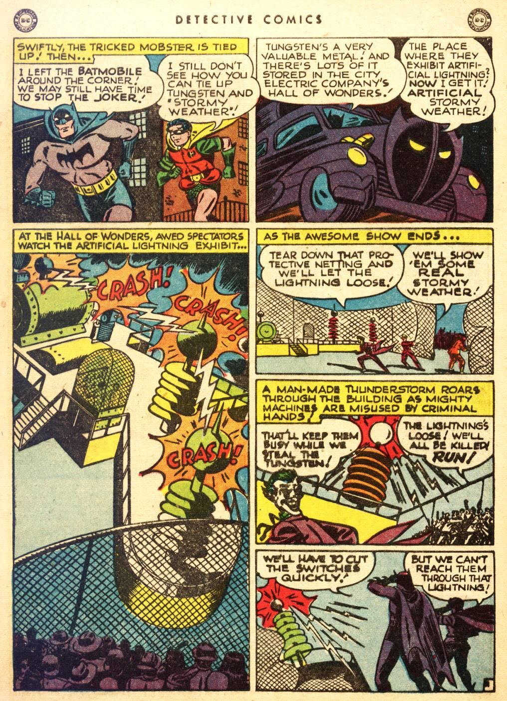 Detective Comics (1937) 124 Page 12