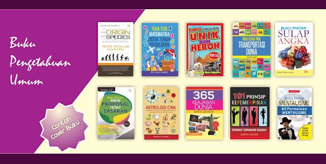 Buku Perpustakaan Desa - Buku Pengetahuan Umum