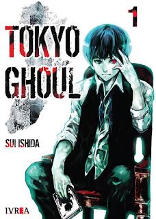 Tokyo Ghoul 01 IVREA