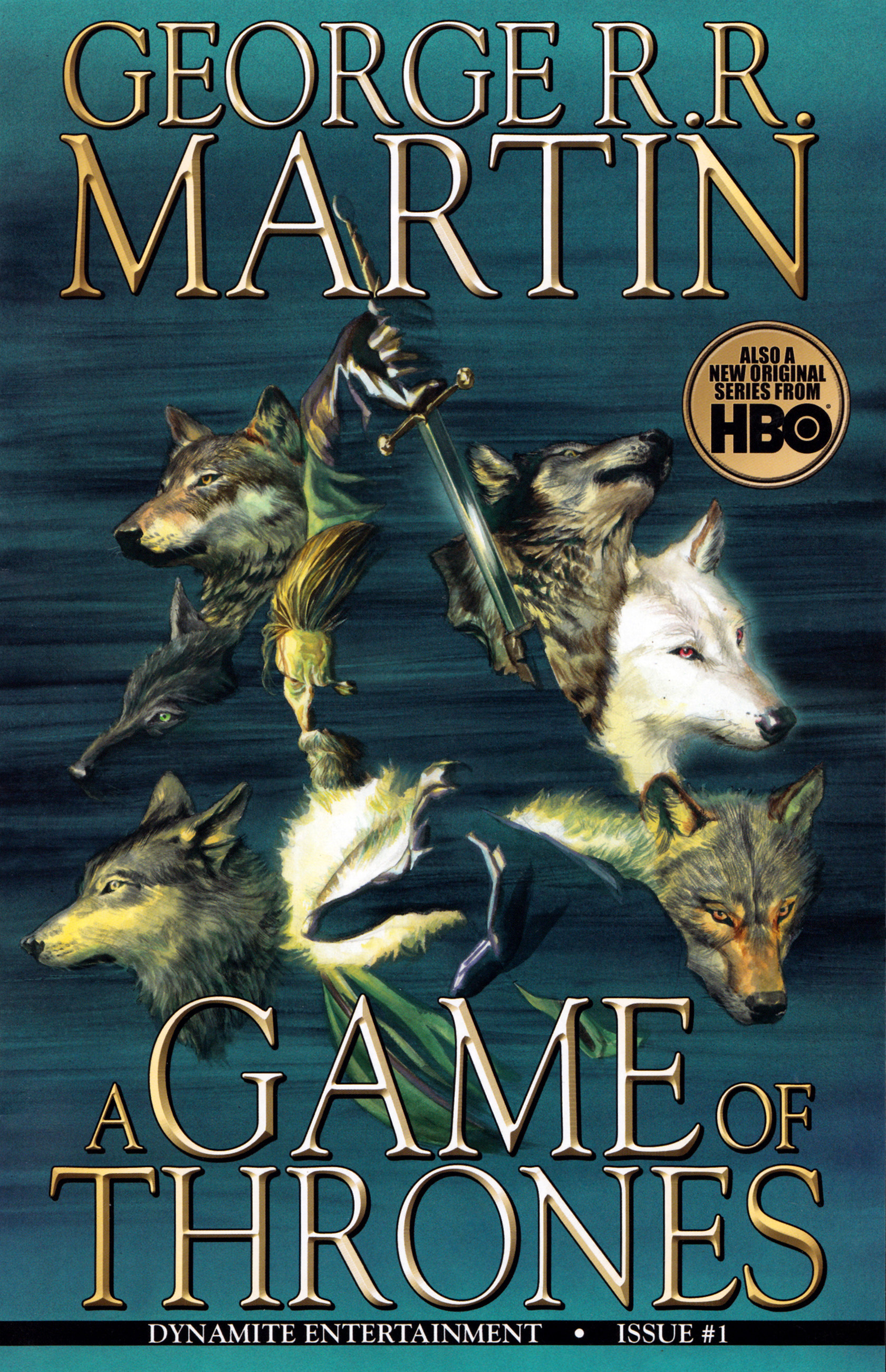Read online A Game Of Thrones comic -  Issue #1 - 1