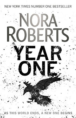 Book Review: Year One, by Nora Roberts, 4 stars