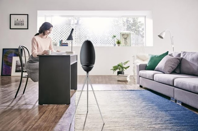Samsung Wireless Audio 360 Offers Amazing Surround Sound Experience