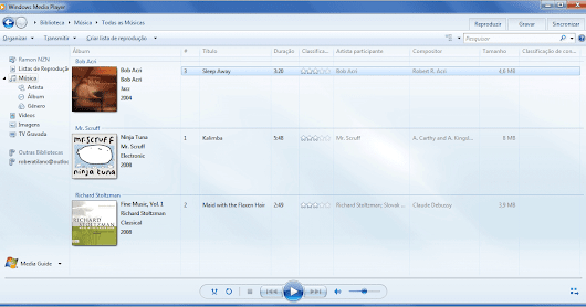 Como desinstalar o Windows Media Player no Windows 10