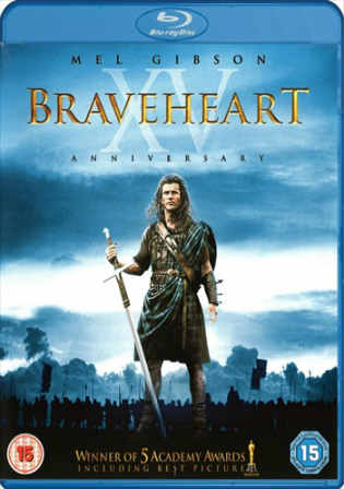 Braveheart 1995 BluRay 550MB Hindi Dubbed Dual Audio 480p Watch Online Full Movie Download bolly4u