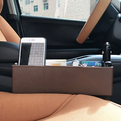 Car Seat Gap Storage Box