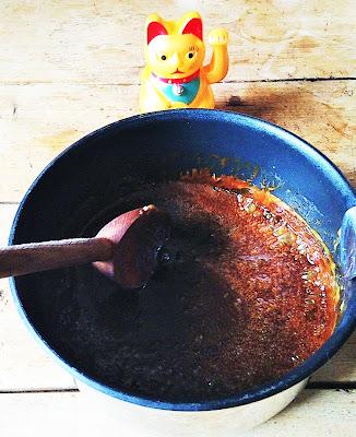 caramel au beurre salé, laiterie de paris, faire du caramel au beurre salé, véritable recette caramel au beurre salé, blog fromage, blog fromage maison, faire du fromage, tour du monde du fromage