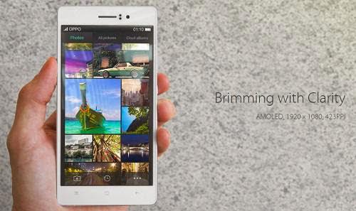 Harga Oppo R5 Terbaru