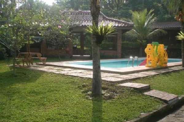 Sewa Villa kawasan Cikereteg – Ciawi Bogor