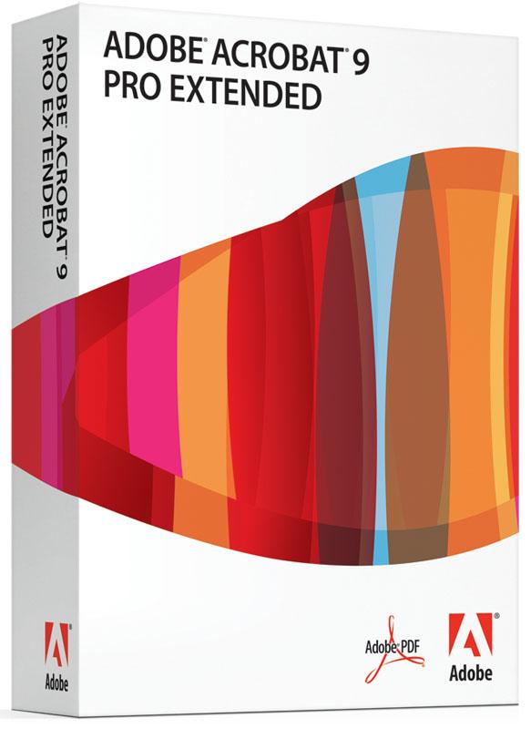 Adobe acrobat standard 9 trial.