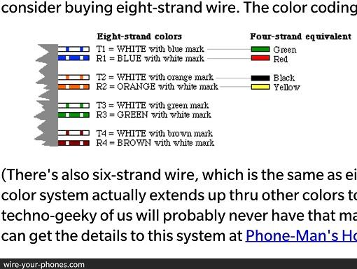 dsl jack wiring diagram
