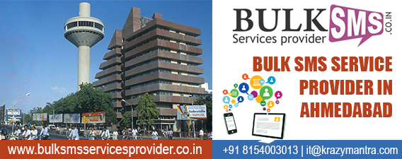 Bulk Sms Service Provider in Ahmedabad