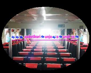 gambar interior seat kapal express