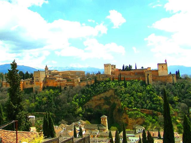 Viewpoint San Nicolas - Mirador de San Nicolas