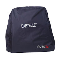 babyelle s939rs avio reversible seat stroller