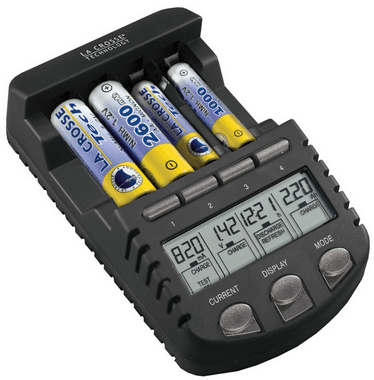 Tidak sama dengan baterai NiCd serta NiMH, baterai Li-Ion serta Li-Pol ke-2 type baterai ini tak mempunyai dampak memori hingga pengisian bisa dikerjakan setiap saat.