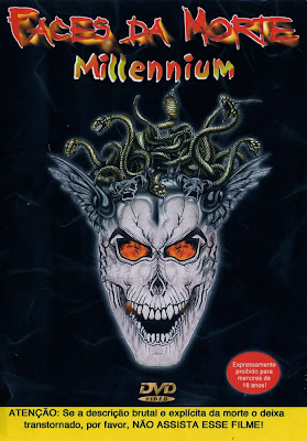 Faces da Morte 5: Millennium - DVDRip Dublado