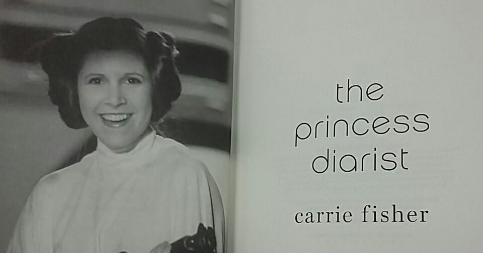 THE PRINCESS DIARIST CARRIE FISHER EPUB VK - DOWNLOAD THE