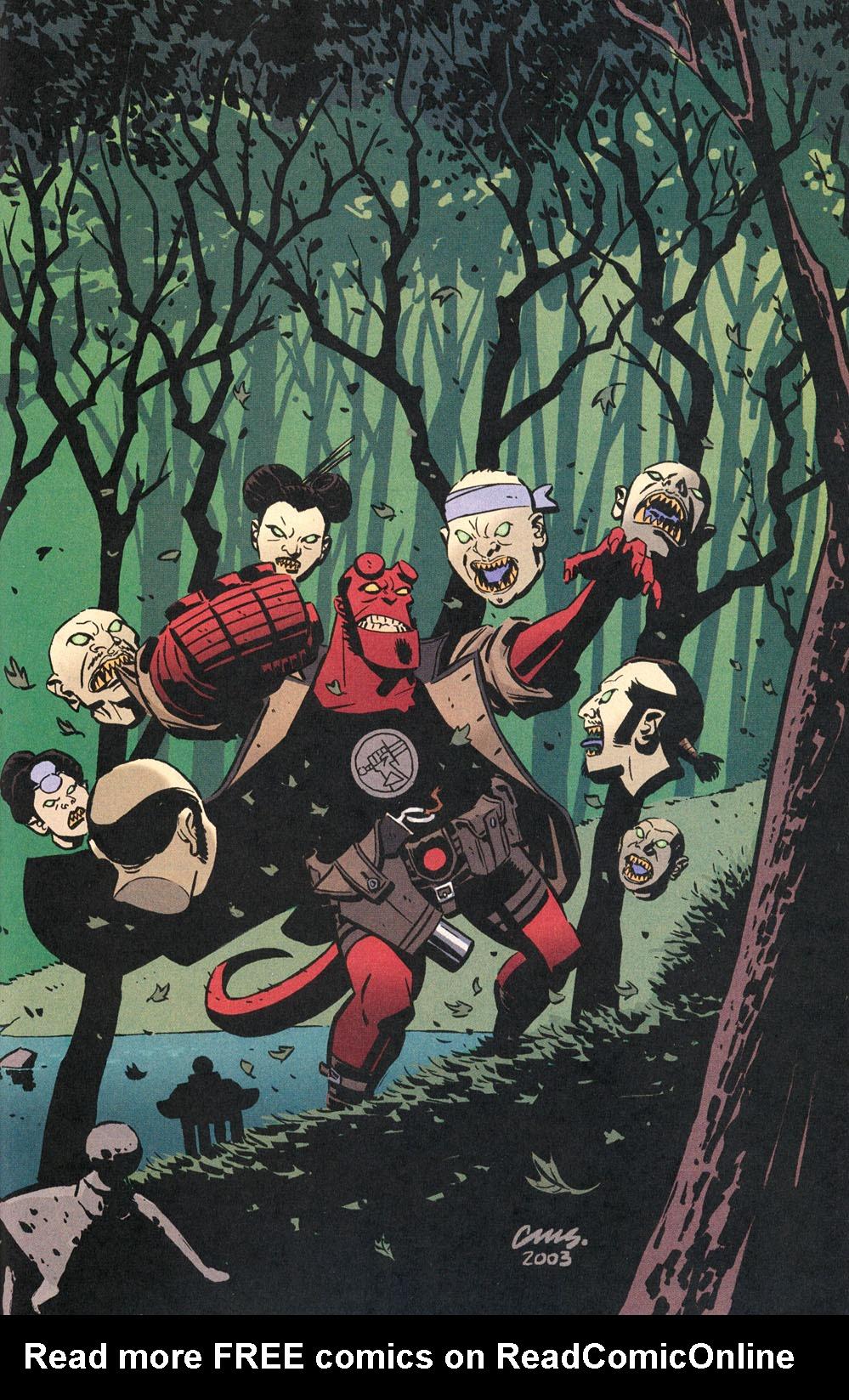 Read online Hellboy: Weird Tales comic -  Issue #5 - 27