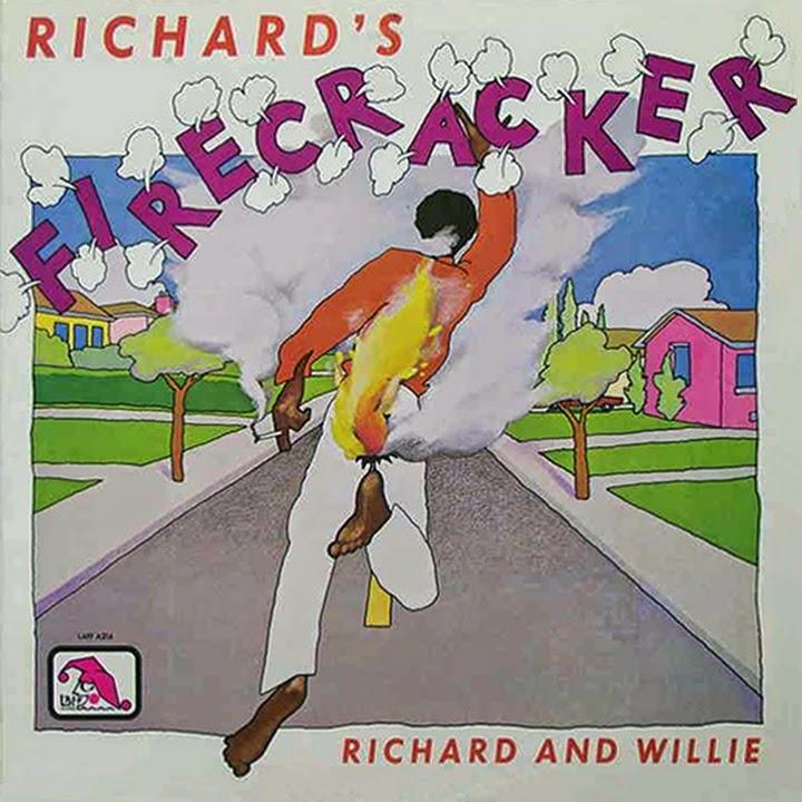 Richard's Firecracker 1980