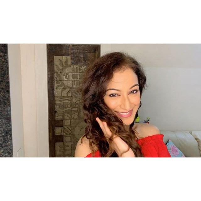 New Anjali bhabhi Sunayana Fozdar Images