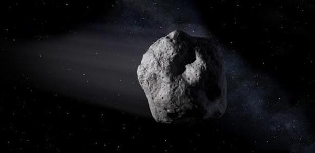 Asteroide de grandes dimensões passou perto da Terra neste domingo