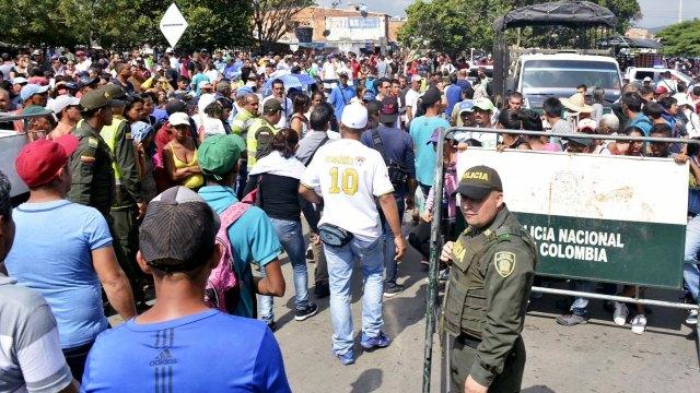 Salir de Venezuela no es tan fácil como parece