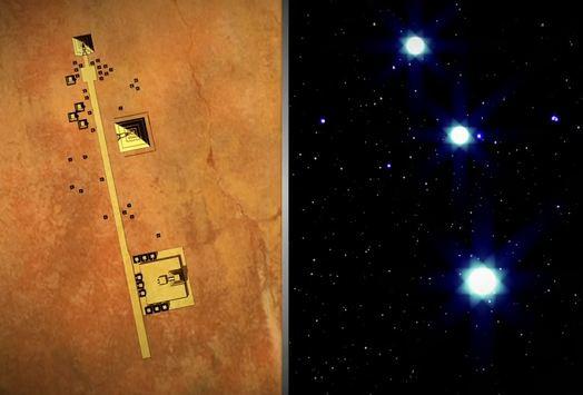 Teotihuacán y Orión están perfectamente alineados