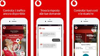 App Vodafone Italia