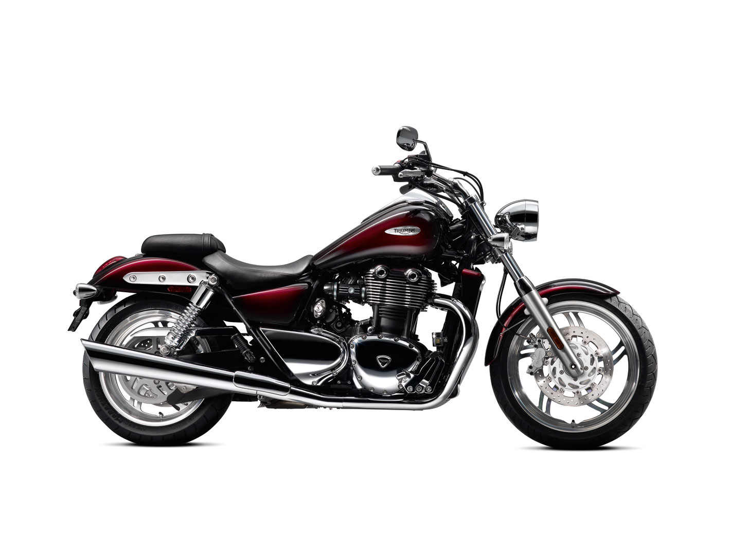 Motorcycle Pictures Triumph Thunderbird 2011