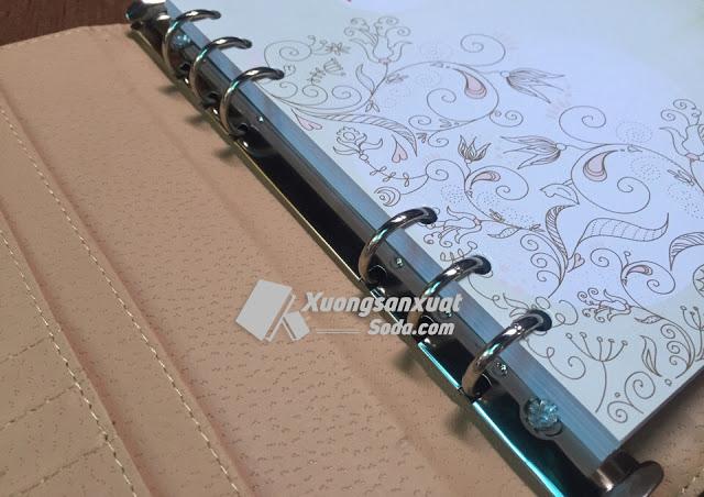 sản xuất sổ tay