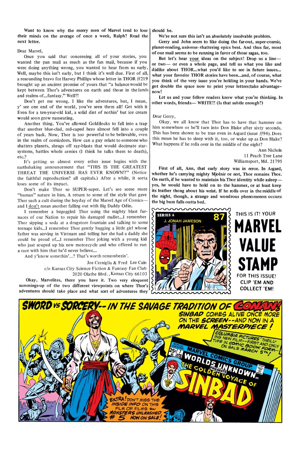 Thor (1966) 224 Page 20