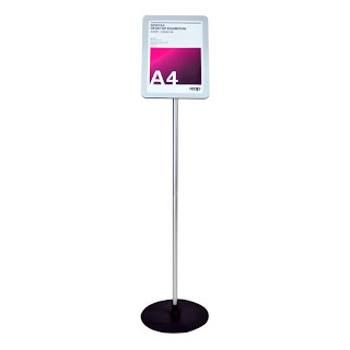 A4 Display Stand