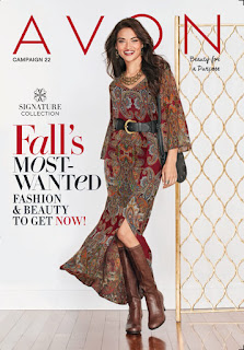 Avon Campaign 22 The Online date on this Avon Catalog 10/1/16 - 10/14/15 Click on Image