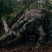 Канадские ученые обнаружили костяную броню «живого танка» — нодозавра
