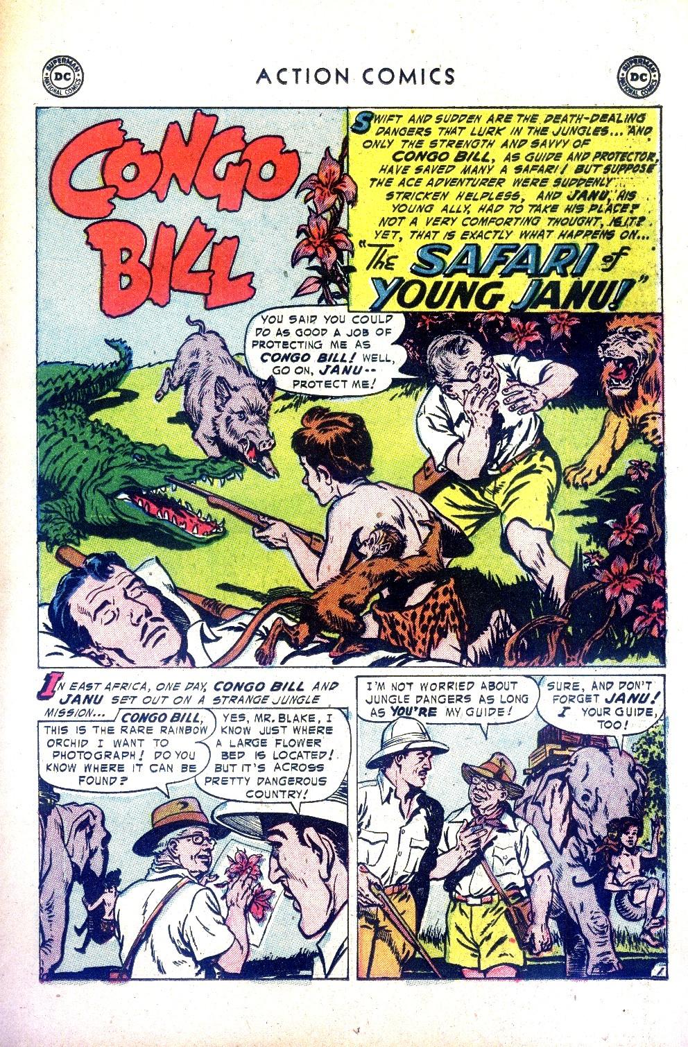 Action Comics (1938) 195 Page 16