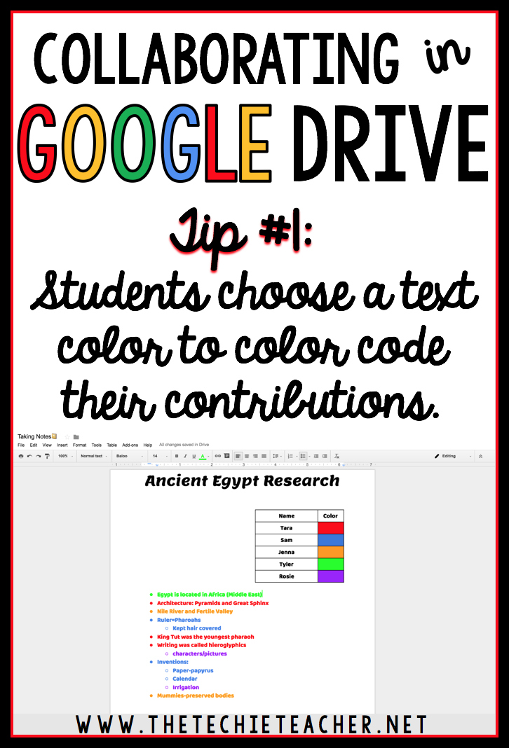 5 Ways to Avoid Disasters When Collaborating in Google Drive | The