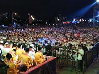 Isi Tabligh Akbar di Palembang, Ustadz Abdul Somad: Nikmat Paling Nikmat adalah Maulid Nabi