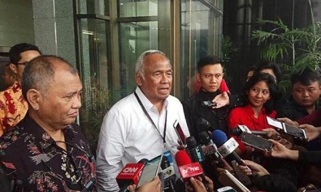 Ini Kata Mantan Ketua KPK Taufiqurrahman Ruki soal Isu Buku Merah