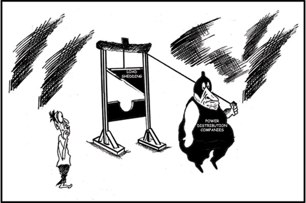 Missing Persons, Law & order, Business, Load shedding