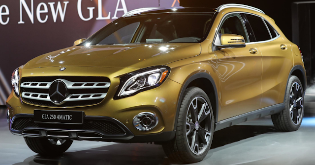 2018 Mercedes-Benz Gla-Class Review Performance, Interior, Exterior, Specs, Engine, Release Date, Price
