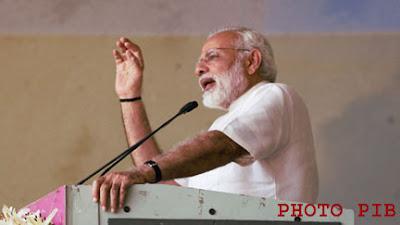 Commitment of  Nitish Kumar towards the progress of Bihar is commendable: PM Modi