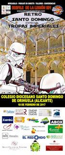 Retro Santo Domingo 2017 - Videojuegos por alimentos, especial Tropas de Veither