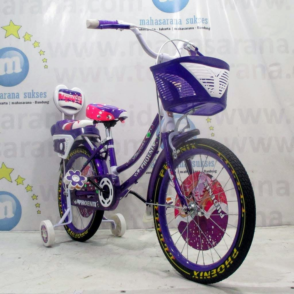 tokosarana™   Mahasarana Sukses™: Sepeda Anak Phoenix NP18